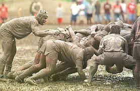 Mud Rugby